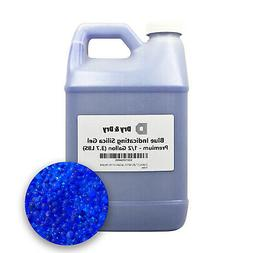 1/2 Gallon Jug Replacement Desiccant Blue Indicating Silica