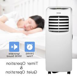 10000BTU Portable Air Conditioner Remote with Window Kit Deh