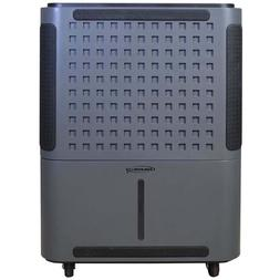 110 pint portable dehumidifier with built in