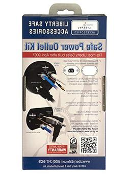 Liberty Safe Power Outlet Kit for Interior Safe Accessories
