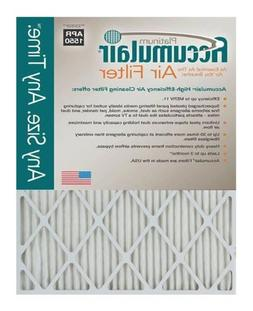 14x18x2  Accumulair Platinum 2-Inch Filter