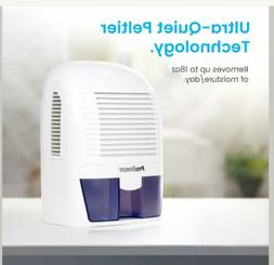 Pro Breeze 1500 Ml  Compact Dehumidifier. Retail Is $49.99