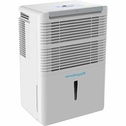 Keystone 22-Pint Dehumidifier with Electronic Controls in Wh