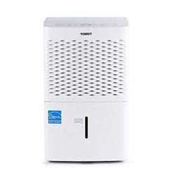 Tosot 30 Pint 1500 Sq. Ft. Energy Star Dehumidifier - for Ba