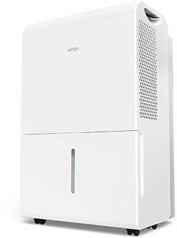 hOmeLabs 30 Pint Dehumidifier Energy Star Safe Mid Size Port