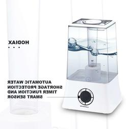 4.5L Large Room Ultrasonic Humidifier Cool Mist Diffuser for