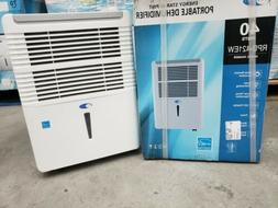 Whynter 40 Pint Energy Star Dehumidifier Auto Restart & Dire