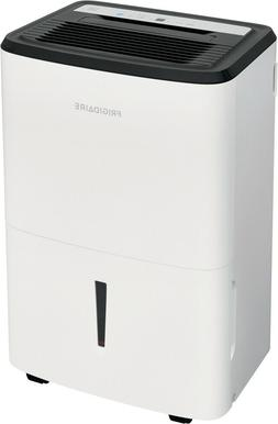 Frigidaire 50-Pint Dehumidifier with Effortless Humidity Con