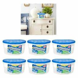 6 Dehumidifier Disposable Moisture Absorber Damp Trap Mold C