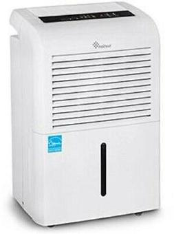 Ivation 70-Pint Dehumidifier with Pump ENERGY STAR