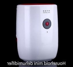 800ML Portable Mini Dehumidifier Electric Quiet Air Dryer fo
