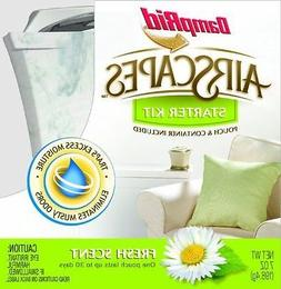 DampRid Airscapes Dehumidifier Starter Kit  Fresh Scent