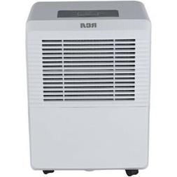 RCA RDH705 2-Speed Dehumidifier, 70-Pint
