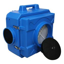 MOUNTO Air Scrubber Hepa Filter Renovation Air Cleaner Dust