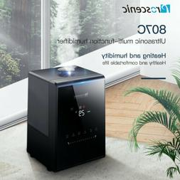 Proscenic Alexa Ultrasonic Humidifier 360° Air Purifier Ess