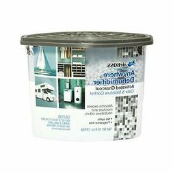 airBOSS Anywhere Dehumidifier with Activated Charcoal - Pack