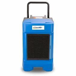 BlueDri BD-130P 225PPD Industrial Commercial Dehumidifier wi