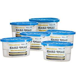 Damp Grab Closet Dehumidifier - Pack of 6, Moisture Control,