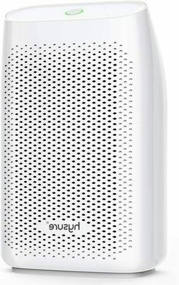 Hysure Dehumidifier,700ml Compact Deshumidificador 1200 Cubi