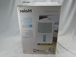 Haier DM32M 32 Pint Dehumidifier & Original Box 450 Watt  DM