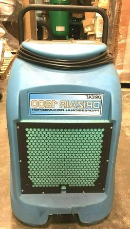 Dri‑Eaz DrizAir 1200 Dehumidifier MODEL F203-A SERIAL NO.1