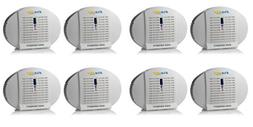 Eva-dry E-500 High Capacity Renewable Wireless Mini Dehumidi