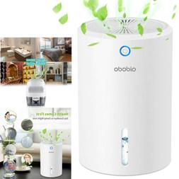 Electric 900ml Dehumidifier with Auto Shut Off Quietly Extra