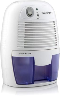Electric Mini Dehumidifier 1100 Cubic Feet Portable Lightwei