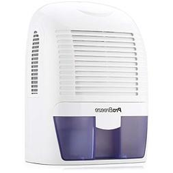 Electric Mini Dehumidifier 2200 Cubic Feet Compact and Porta