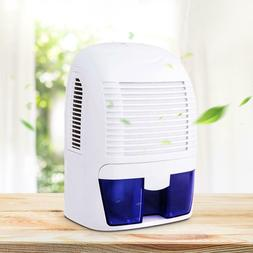 Electric Mini Dehumidifier Compact Portable For Basement Bed