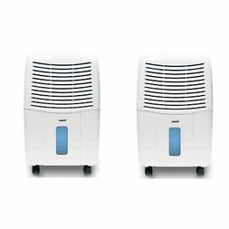 Haier Energy Star 50 Pint Electronic Dehumidifier System wit