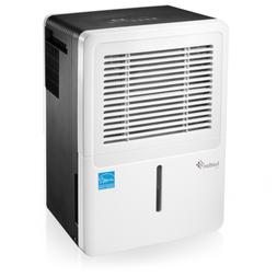 Ivation 30 Pint Energy Star Dehumidifier - For Spaces Up To