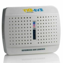 Eva-Dry E-333 Wireless Mini Dehumidifier - White