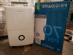 Frigidaire FFAD7033R1 70-Pint Dehumidifier energy star High
