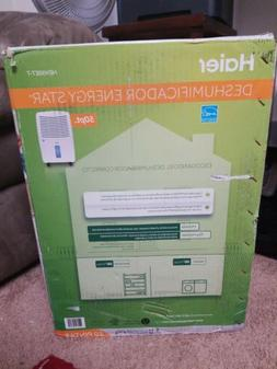 Haier HEH50ET-T - Energy Star 50 Pint Electronic Dehumidifie