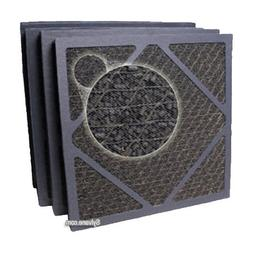 Hepa 500 Carbon Filter, 15-3/4 In. W, Pack of 4