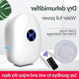 Household Mini <font><b>Dehumidifier</b></font> with Remote