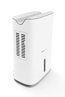 InvisiPure Hydrowave Dehumidifier - Small Compact Portable D