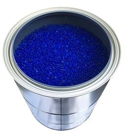 5 Pounds of Industry Standard 3-5 mm Large Blue Beaded Indic