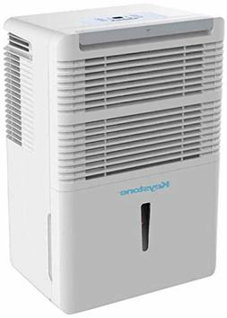 Keystone KSTAD50B Dehumidifier - 50 Pint / White - Brand New