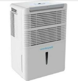 Keystone KSTAD70C Dehumidifier - 70 Pint / White - Brand New