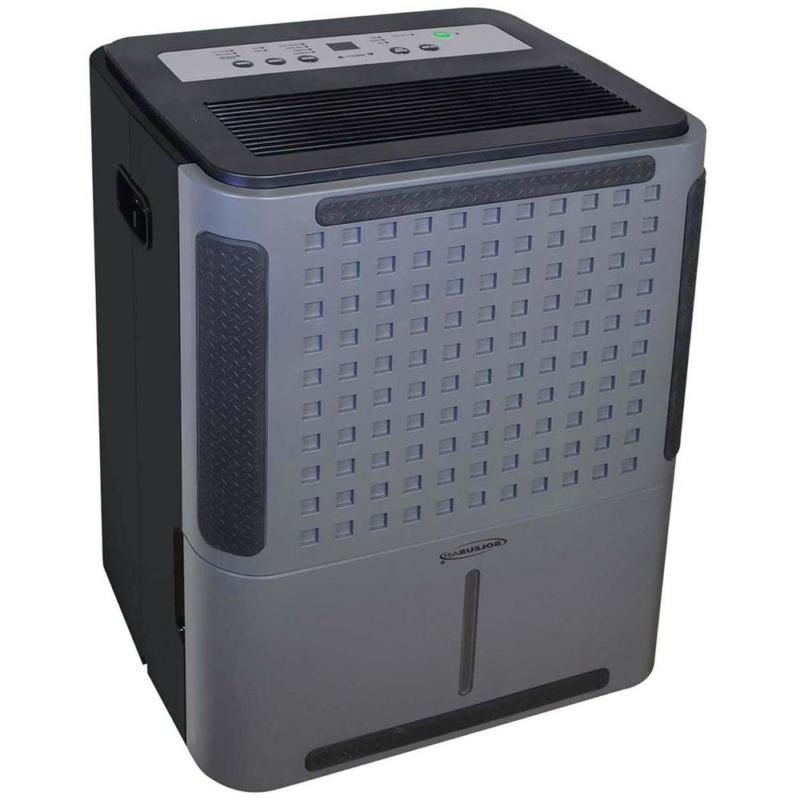 110-Pint Portable Dehumidifier with Built-In Pump