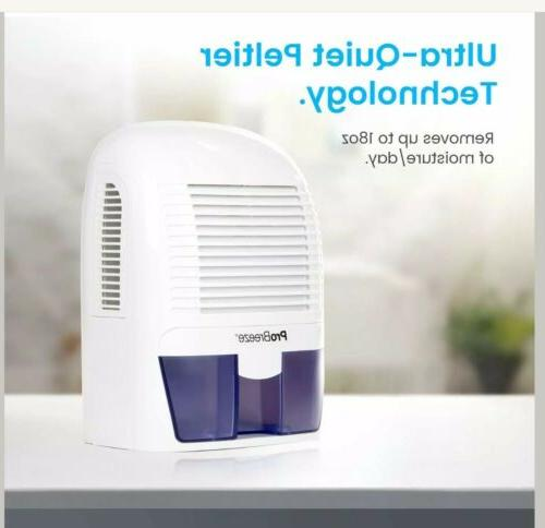 1500 ml 2200 cubic ft compact dehumidifier