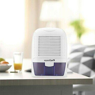 Pro Breeze 1500ml Dehumidifier, 2200 Cubic Compact and Portable fo...