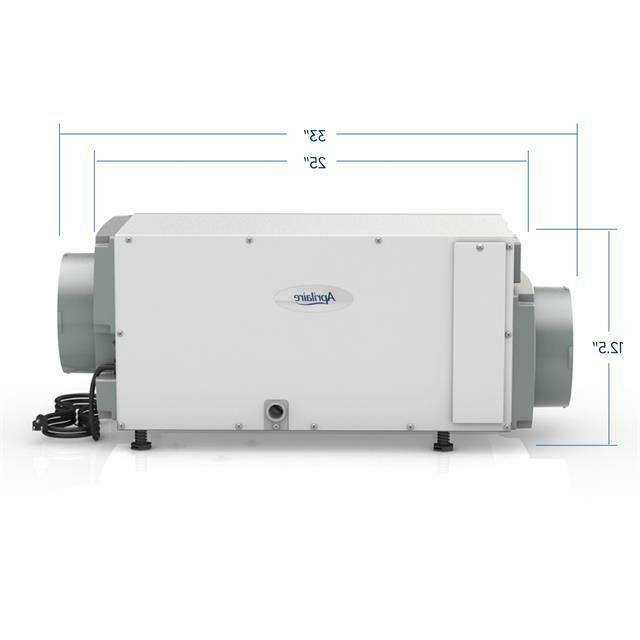 Aprilaire and Dehumidifier, 70