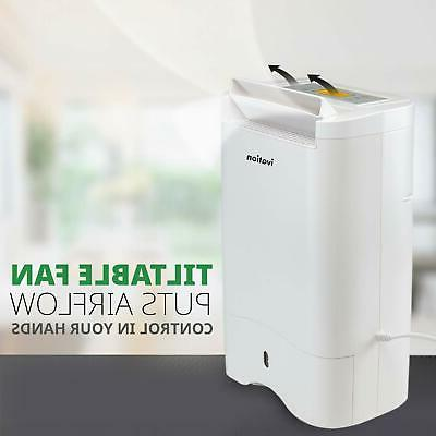 Ivation 19 Small-Area Desiccant Dehumidifier Quiet