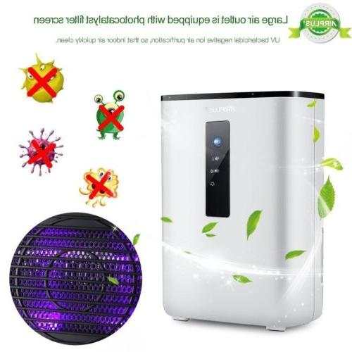 2.5L Electric Dehumidifier Semiconductor Desiccant Moisture Absorbing S