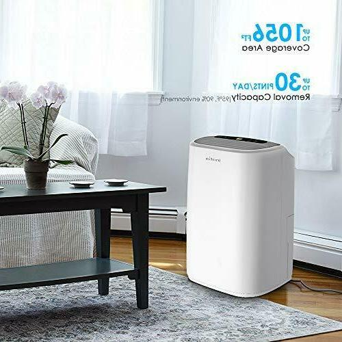 Inofia 30 Dehumidifiers for Continuous Drain