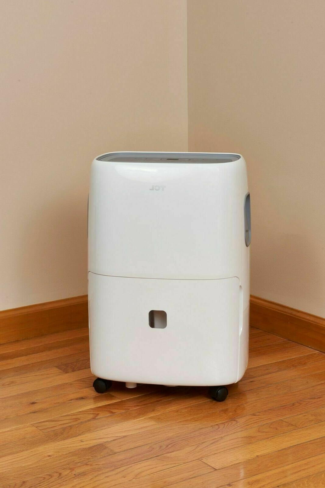 TCL Pint Dehumidifier with - White