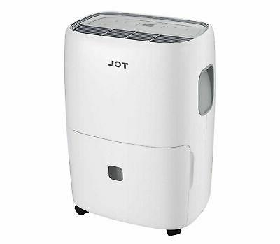 50 pint dehumidifier with auto defrost feature
